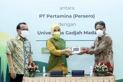 Photo of Pertamina Dukung Inovasi UGM di Bidang Energi Terbarukan dan Kesehatan