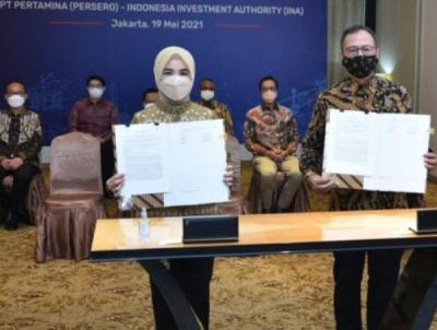 Photo of Pertamina Gandeng Indonesia Investment Authority Kerja Sama Bidang Energi