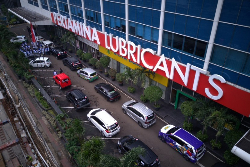 Photo of Pertamina Lubricants Raih Penghargaan Local Hero