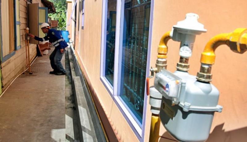 Photo of Pertamina Tuntaskan Jaringan Gas Rumah Tangga (Jargas) 90%