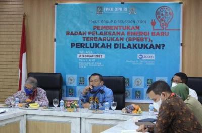 Photo of PKB : Harus Ada Akselerasi Energi Terbarukan
