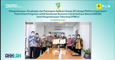Photo of PLN Gandeng BPPT Kembangkan Aplikasi Charge.IN dan SPBKLU