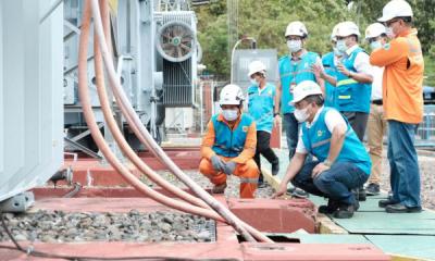Photo of PLN Lakukan Pemeriksaan Kekuatan Transmisi dan Gardu Induk Terdampak Gempa
