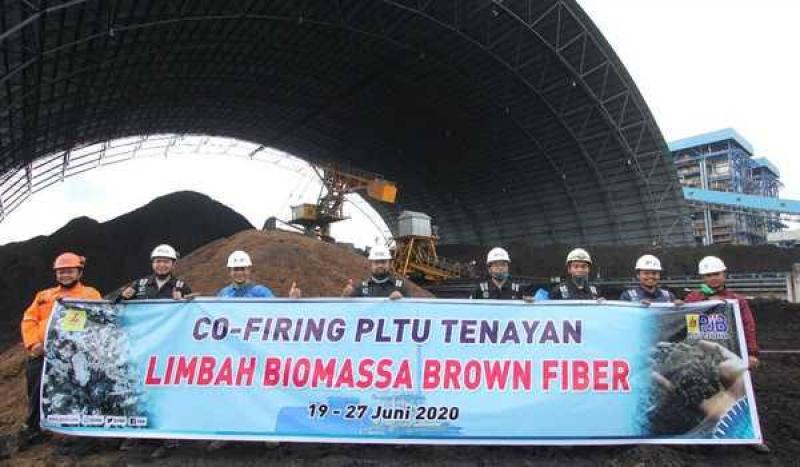 Photo of PLN Ujicobakan 30 PLTU Dengan Energi Biomassa
