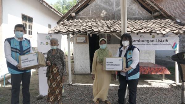 Photo of PLN VCRR 2020: 600 Keluarga Pra Sejahtera Peroleh Penyambungan Listrik Gratis di Jatim