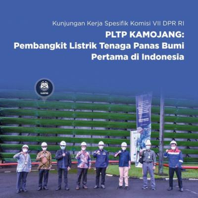 Photo of PLTP Kamojang untuk Sistem Jawa-Bali