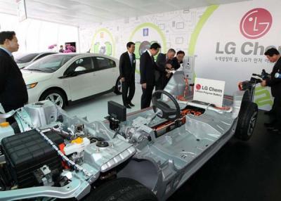 Presiden Jokowi Groundbreaking Pabrik Industri Baterai Kendaraan Listrik