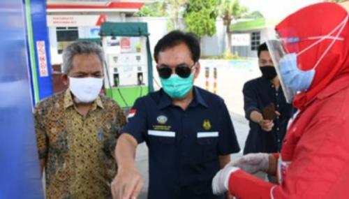 Photo of Program BBM Satu Harga, BPH Migas Minta SPBU Terapkan Digitalisasi Nozzle