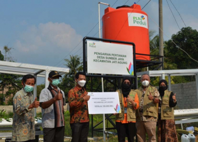Photo of Tak Hanya Pelayanan Kelistrikan, PLN Turut Kembangkan Pertanian