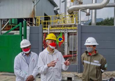 Photo of Takjub dengan Proyek PLTP Dieng, Gubernur Jateng Minta Dijadikan Eduwisata Geothermal