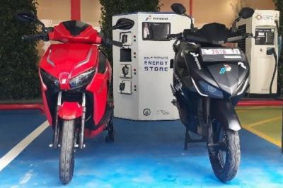 Photo of WIMA Beri DP 0 Persen untuk Kredit Motor Listrik Gesits