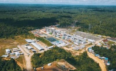 Photo of Yuk Intip, Progres Proyek PLTG 140 MW Bangkanai
