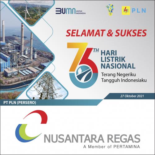 Nusantara regas
